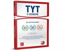 3D Yayınları Tyt 5 Deneme Sınavı