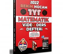 Benim Hocam Yayınları 2022 TYT Matematik Video Ders Defteri