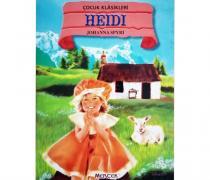 Heidi Çocuk Klasikleri Mercek Yayıncılık