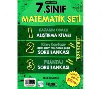 İşlem Tamam Yayınları 7. Sınıf Matematik Seti