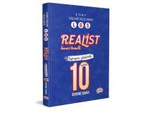 Lgs Realist Deneme Sınavı Tamamı Çözümlü 10 lu