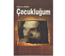 Mercek Yayınları Çocukluğum Maksim Gorki