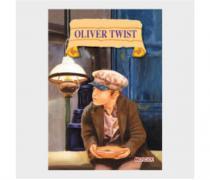 Oliver Twist Çocuk Klasikleri Mercek Yayıncılık