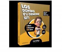 Tambilgi Yayınları Lgs Doping Deneme Seti 8 li