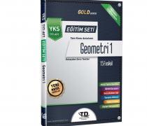 Tandem Yayınları Yks Geometri Gold Serisi Eğitim Seti