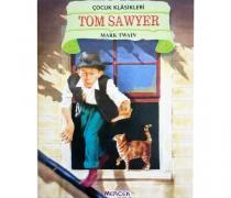 Tom Sawyer Mark Twaın Mercek Yayınları