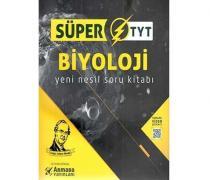 Tyt Süper Biyoloji Yeni Nesil Soru Kitabı